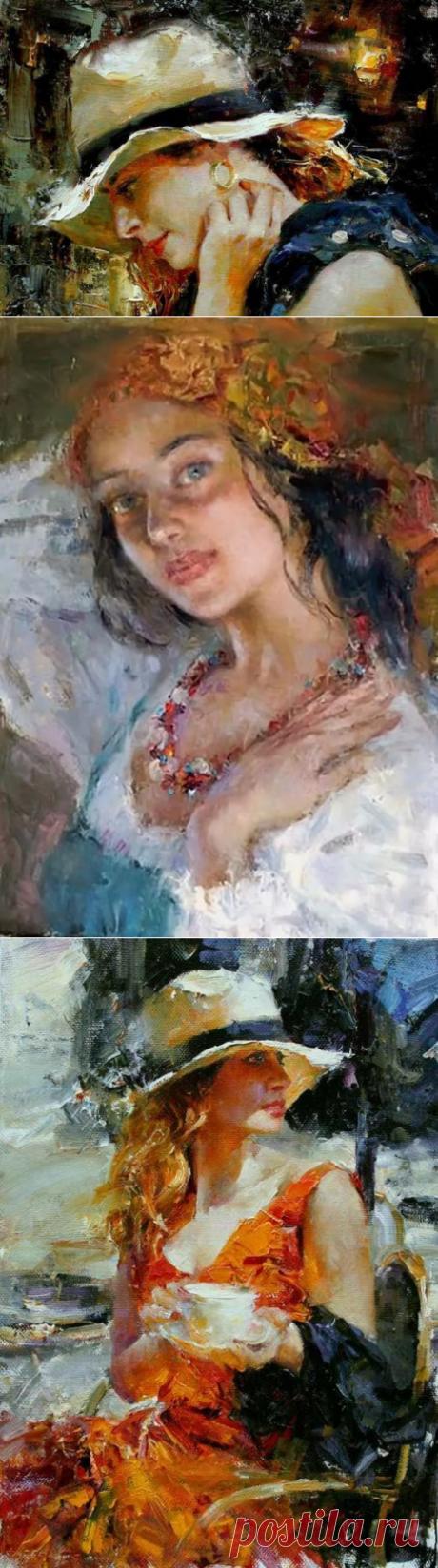 Художник Анжелика Привалихина   Картины