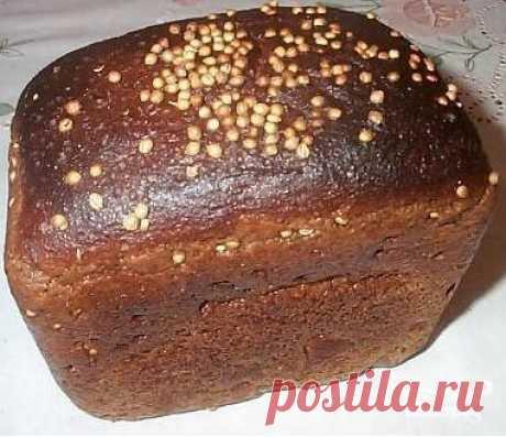 Бородинский хлеб традиционный - рецепт с фото на Повар.ру