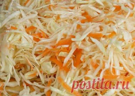 (6) Квашенная капуста в 3-х литровой банке Автор рецепта Алёна - Cookpad