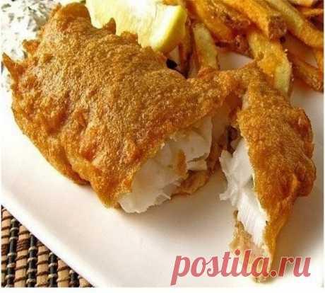 ДОЛЖНО БЫТЬ В КОПИЛКЕ КАЖДОЙ ХОЗЯЙКИ ;)  Сохраните, чтобы не потерять.  6 рецептов кляра для рыбы  1. Рыба в сырном кляре Рыба в этом кляре получается очень вкусная и достаточно сытная. филе рыбы – 200 г; майонез – 3 ст. ложки; яйцо – 4 шт.; твердый сыр – 100 г.  Приготовление:  Способ приготовления рыбы в кляре достаточно простой. Сыр натираем на крупной терке, смешиваем с яйцами и майонезом. Все тщательно перемешиваем, добавляем соль, перец и муку. Все снова перемеш...
