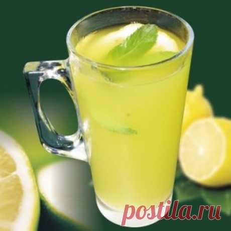 Домашний лимонад на Новогоднюю ночь