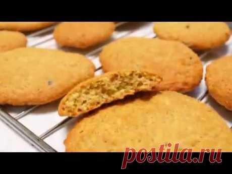 Самое вкусное печенье- за 15 минут- Овсяное с шоколадом