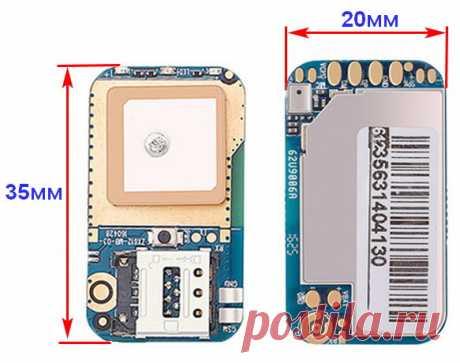 GPS трекер Topin ZX612. Самый маленький GPS трекер. - BlogAnten.ru