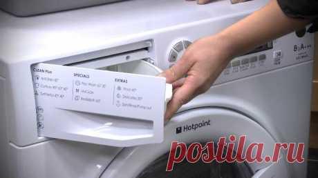 12 распространённых ошибок во время стирки в стиральной машинке