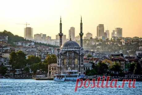Утро в Стамбуле, Турция