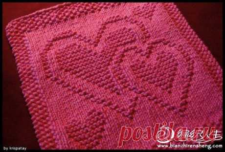Интересные узоры для вязания спицами