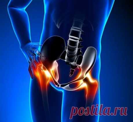 Упражнение 33 - Поясница - От болей в тазобедренных суставов | Остеопат - Сергей Кузнецов | Яндекс Дзен
