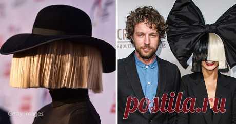 Знаменитая певица Sia появилась на публике без парика, чем шокировала поклонников . Милая Я