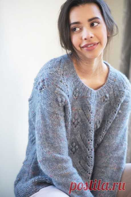 Вязаный пуловер Gracefield
