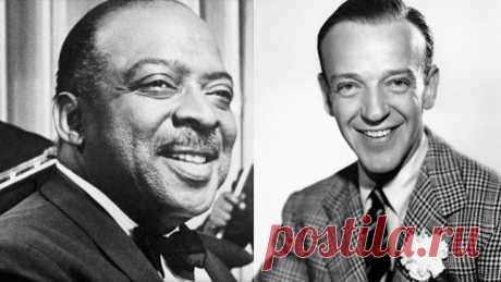 Count Basie et Fred Astaire Sweet Gorgia Brown 1960
