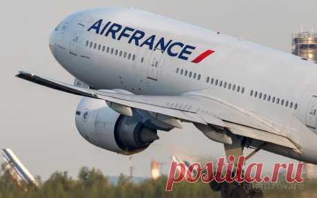 Фото Air France B772 (F-GSPC) - FlightAware