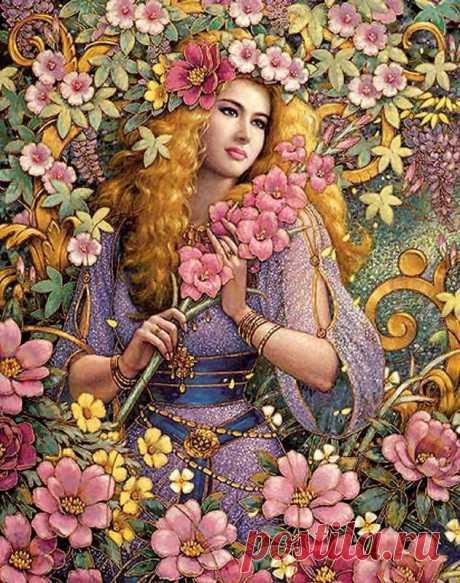 Завораживающие картины художника Карла Банга.   Colors.life