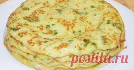 Вкусные кабачковые блинчики можно приготовить на завтрак или на ужин. Блинчики получаются очень нежными и мягкими. Для начинки можно использовать сыр или