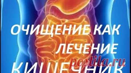 Кишечник -очищение как лечение. Моя система. Родник здоровья от Ирины Лещенко.