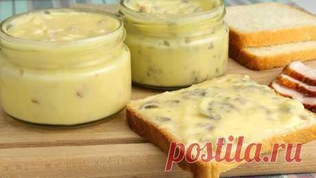 Хватит покупать в магазине! Сделайте сами плавленый сыр - всего 10 минут.
