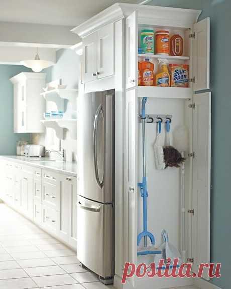 хранение на кухне, организация пространства, дизайн кухни,