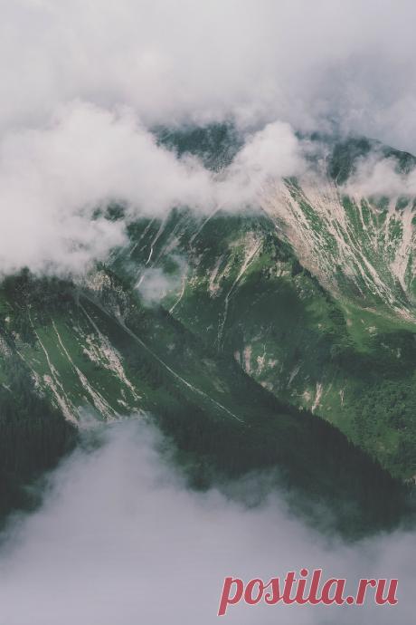 """способы выражения природы: """" северные известняковые Альпы, Австрия: Weisimel """""""