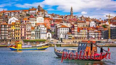 Порту - второй по величине (после Лиссабона) город в Португалии, центр одноимённого округа и муниципалитета.