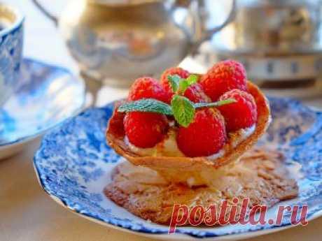 Провансальские заметки - Миндальное печенье