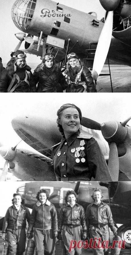 Марина Раскова. История легендарной лётчицы-штурмана