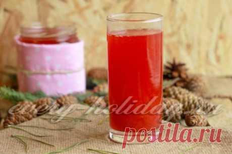 Морс из ягод: рецепт