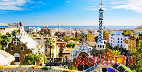 El panorama de Barcelona hecho AirPano de la altura del vuelo de pájaros, abarca toda la ciudad, así que podéis escoger, que curiosidad le es agradable más