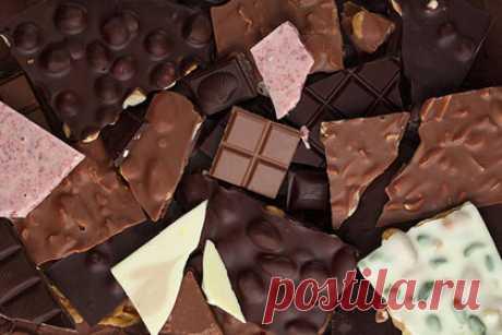 5 интересных фактов о шоколаде
