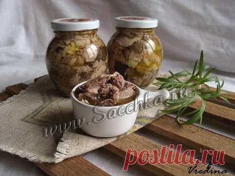 Тушенка домашняя | рецепты на Saechka.Ru