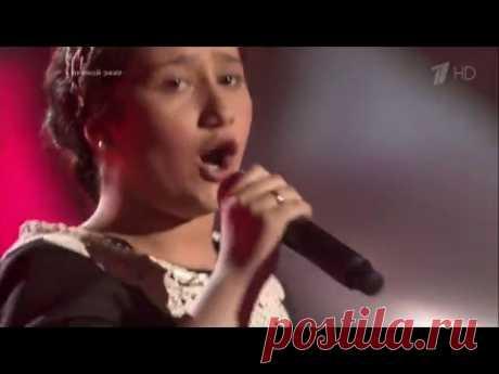 "Rayana Aslanbekova. \""Pardonne-moi ce caprice d'enfant\"" - the Final - the Voice Children - the Season 3"