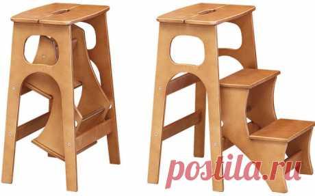 Идеи стульев-трансформеров