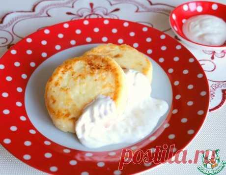 Сырники рисовые – кулинарный рецепт
