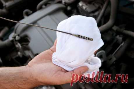 5 ошибок при проверке моторного масла, которые чреваты поломкой двигателя