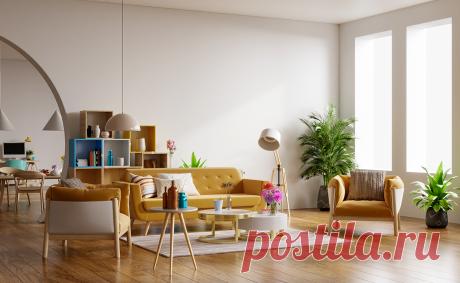 Как использовать каждый квадратный метр дома, чтобы было стильно и уютно | OZON | Яндекс Дзен