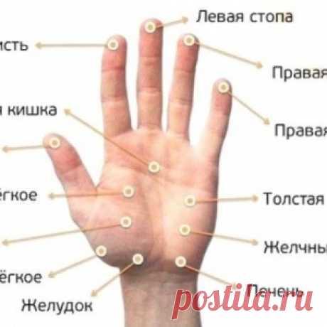 Попробуйте потянуть безымянный палец в течении 20 секунд - МирТесен
