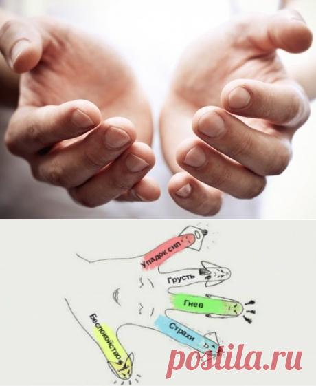 Японская техника снятия стресса. Попробуйте! — Копилочка полезных советов