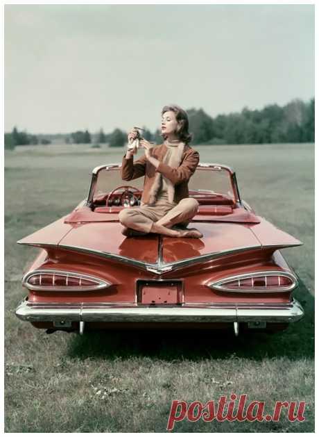 Anna Carin Bjorck 1959  © John Rawlings