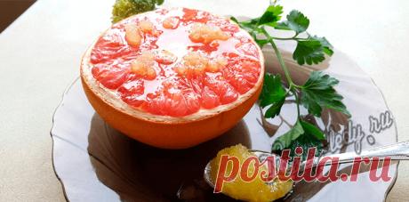 Двойной удар по лишнему весу: грейпфрут с медом — Диеты со всего света