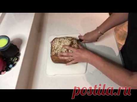 Ирландский хлеб на соде/Irish soda bread/Лёгкий и быстрый хлеб