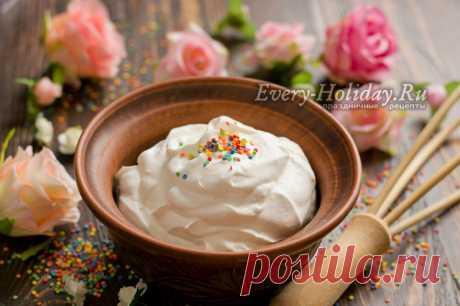 Творожный крем для торта, очень вкусный рецепт