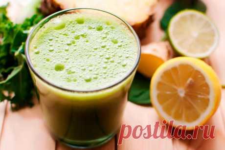 Эффективные напитки для очистки организма. Сразу заметен результат!Пьём и худеем! Непременно стоит попробовать!