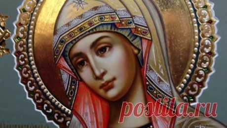 Молитва ко Пресвятой Богородице благодарственная