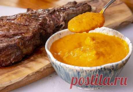 Фантастический соус к любому мясу: готовим за минуты из найденного в холодильнике