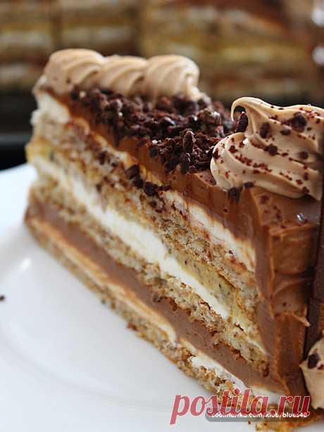 Хорватский торт с названием ТОРТ - ВСЕМ ТОРТАМ ТОРТ