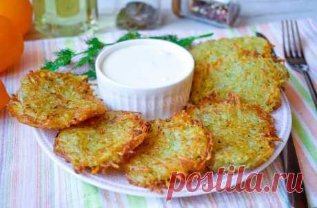 Постные драники из картошки без яиц рецепт с фото пошагово - 1000.menu