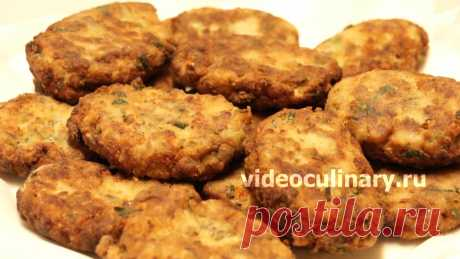 Eggplants cutlets – the Tasty vegetarian dish