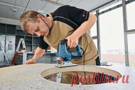 Как сделать аккуратное отверстие в плитке без специального инструмента