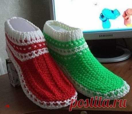 Las zapatillas por los rayos.