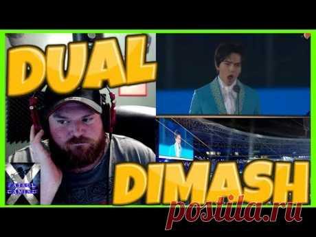 DIMASH KUDAIBERGEN 2nd European Games In Minsk Reaction