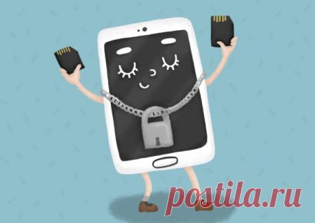 Вот почему стоит включить шифрование на телефоне Шифрование карты памяти на смартфоне Android появилось с 5 версии этой операционной системы. Функция обеспечивает безопасность данных пользователя. Стоит ли включать шифрование карты на вашем телефоне — в этой статье.