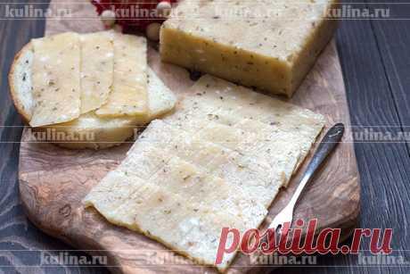 Сыр из творога – рецепт приготовления с фото от Kulina.Ru
